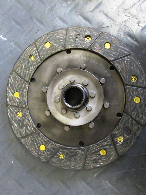 South Land Clutch Refurbished Clutch Plate