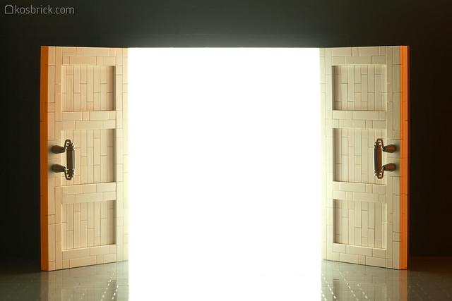 Twin Door Handle