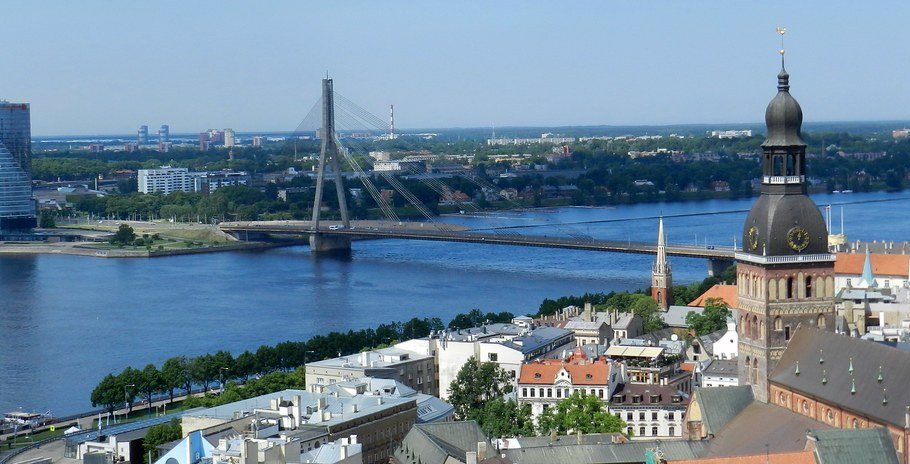 Vistas Generales Riga Letonia 03
