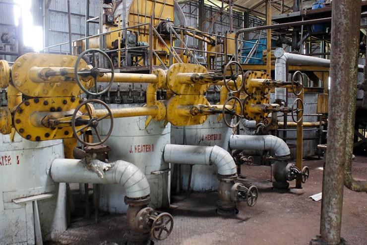 Main di Malang - Pabrik Lama - Setup tools