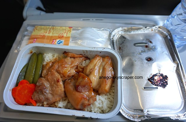 香港エクスプレス 機内食