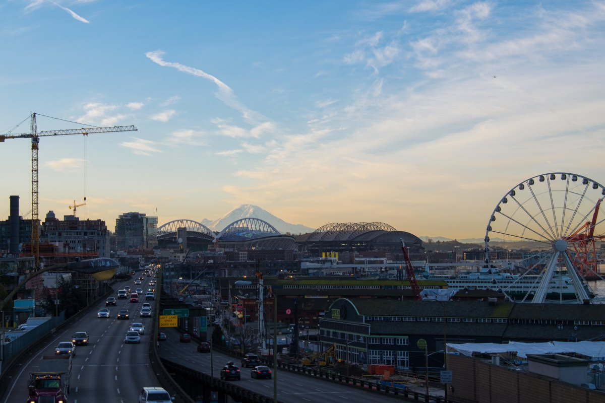SeattleMtRainier