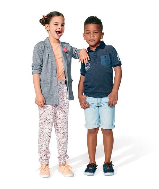 kiabi abbigliamento bambini primavera estate 2016