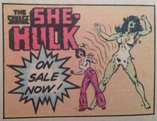 She-Hulk Transformation