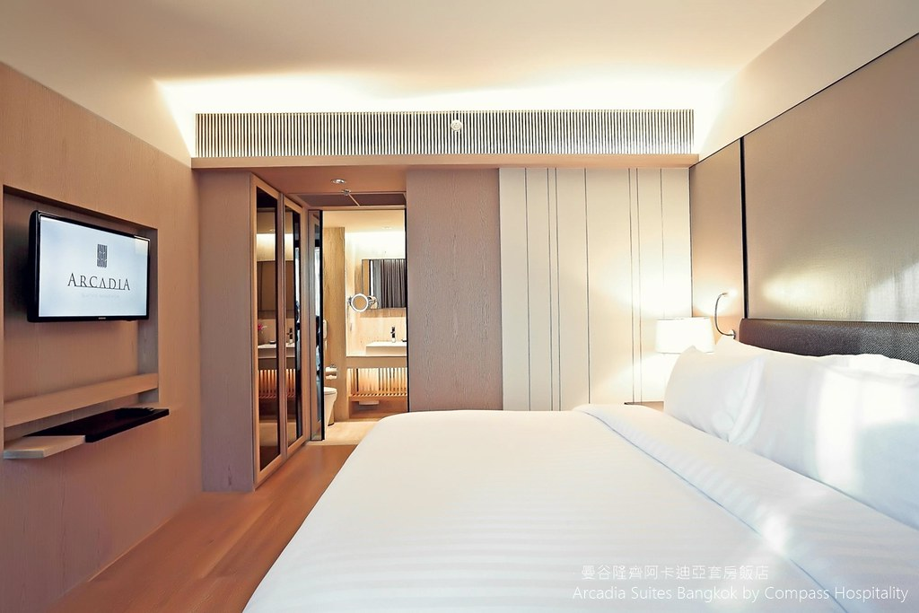 曼谷隆齊阿卡迪亞套房酒店 Arcadia Suites Bangkok by Compass Hospitality 00