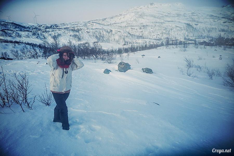 2016.02.23| 看我歐行腿 | 阿呀~一不小心就從瑞典到了挪威, Narvik 小鎮遇見地理課本中的峽灣 16.jpg
