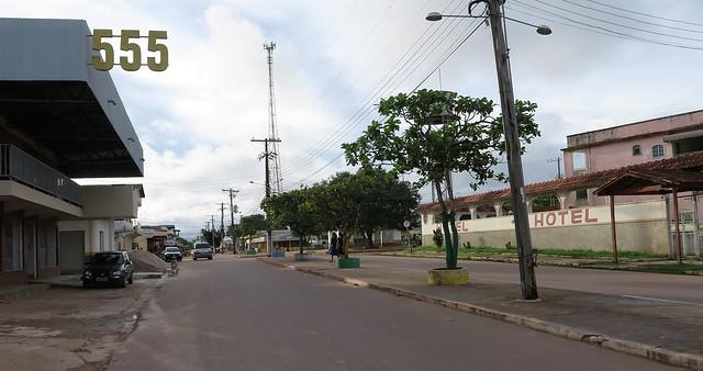 Rio Castanha town