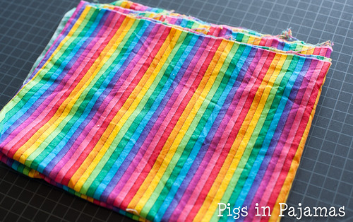 Bias tape fabric
