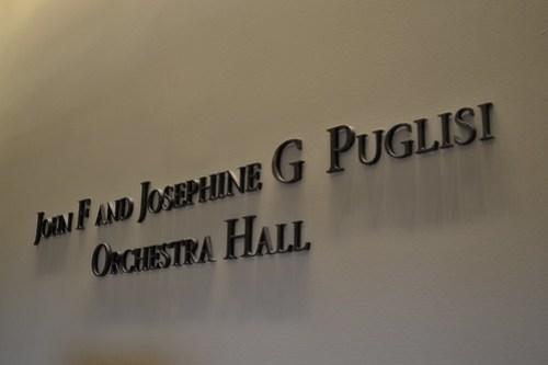 Puglisi Hall