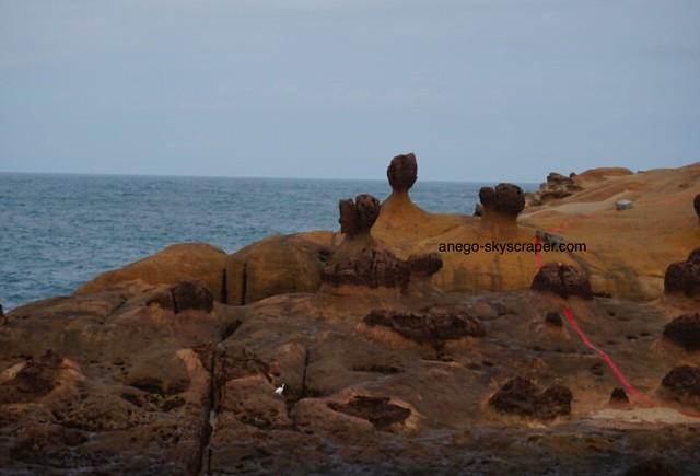 野柳 奇岩