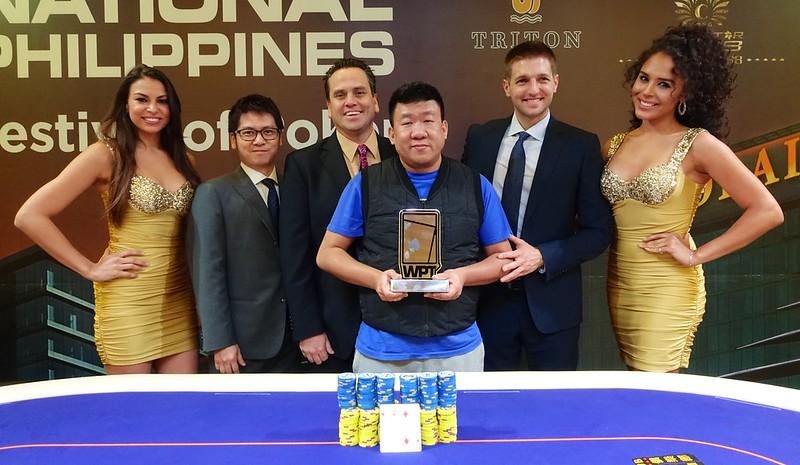 Ying Ling Chua Wins WPT