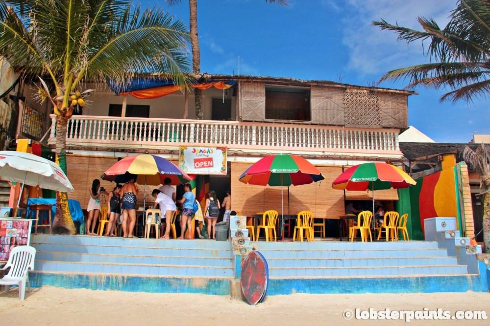 Boracay November 2013 - Beach Bumming