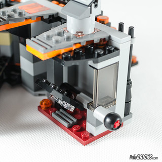 REVIEW LEGO Star Wars 75137 Carbon-Freezing Chamber 22 (HelloBricks)