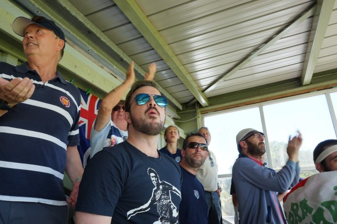 Auckland City FC V Wellington Phoenix