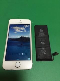 41_iPhone5Sのバッテリー交換