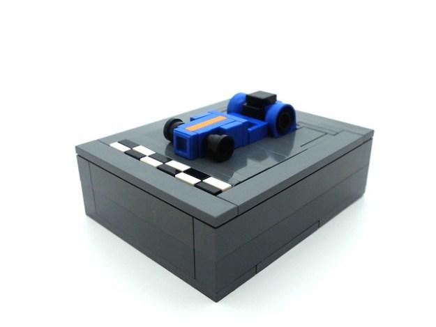 Microscale Caterham 7