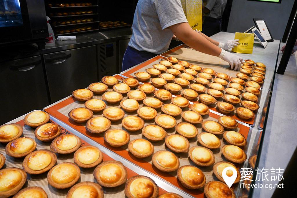 《曼谷美食推荐》BAKE Cheese Tart:来自北海道的干酪蛋塔