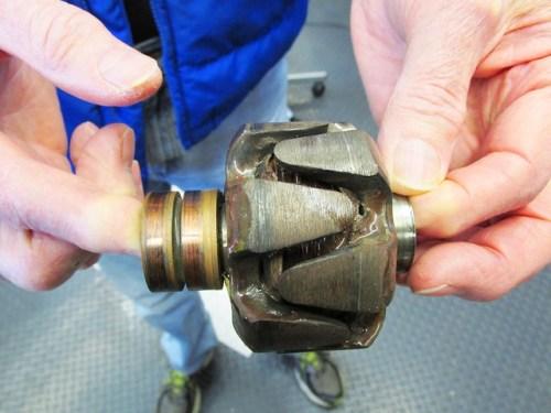 Original Alternator Rotor