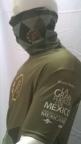 Playera de la Carrera Deportiva Secretaria de la Defensa