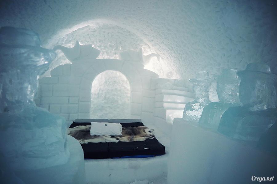 2016.02.25 | 看我歐行腿 | 美到搶著入冰宮,躺在用冰打造的瑞典北極圈 ICE HOTEL 裡 25.jpg