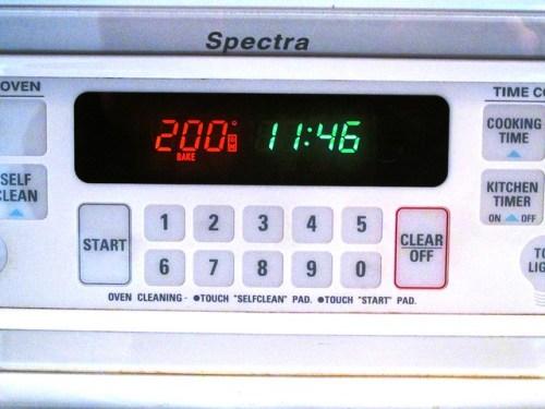 Heat Flywheel to 200 Deg F