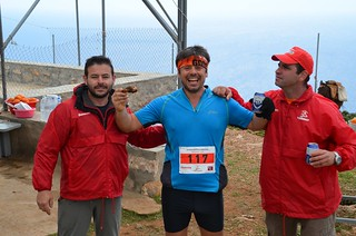 Ero's Mountain Trail & Rock Race 2015
