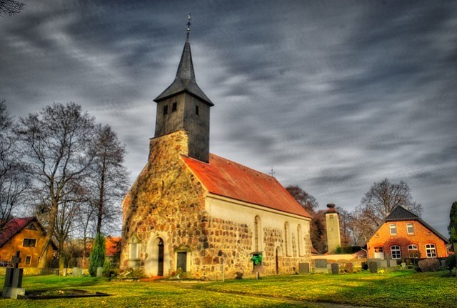 Zöllmersdorfer Kirche
