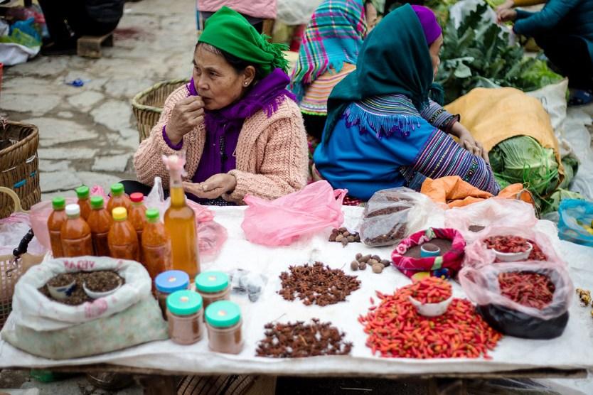 Bac Ha Sunday Market 02