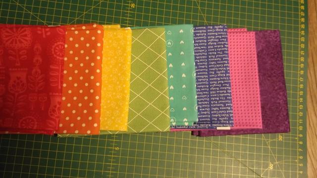 Oooohhhh fabric