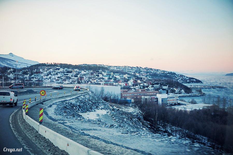 2016.02.23| 看我歐行腿 | 阿呀~一不小心就從瑞典到了挪威, Narvik 小鎮遇見地理課本中的峽灣 25.jpg
