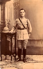 British Soldier, Mhow India - 16CG