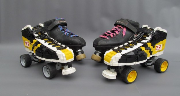 1:1 Scale Roller Skates