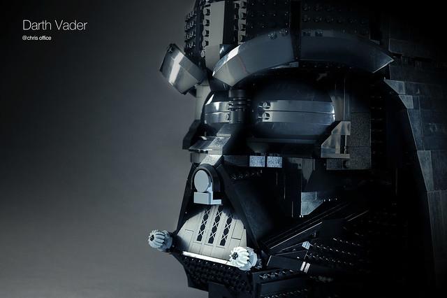 LEGO Dark Vador