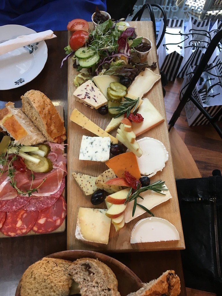 Madame Fromage Food Cheese Board Platter Cardiff