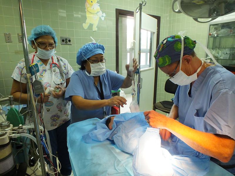 2015 San Pedro Sula, Honduras Surgical Brigade