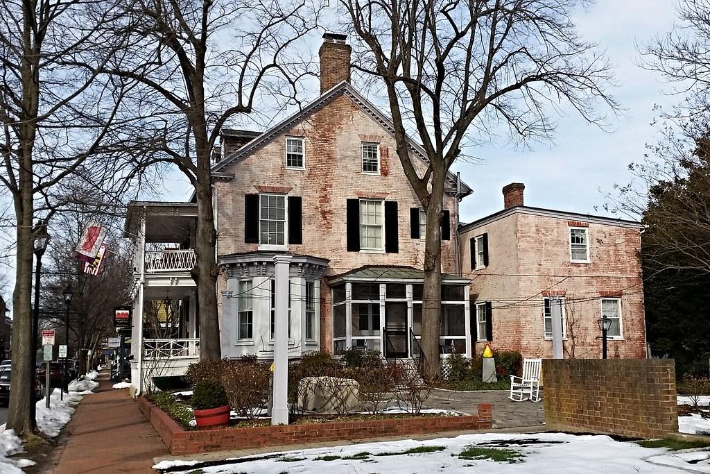 an historic inn