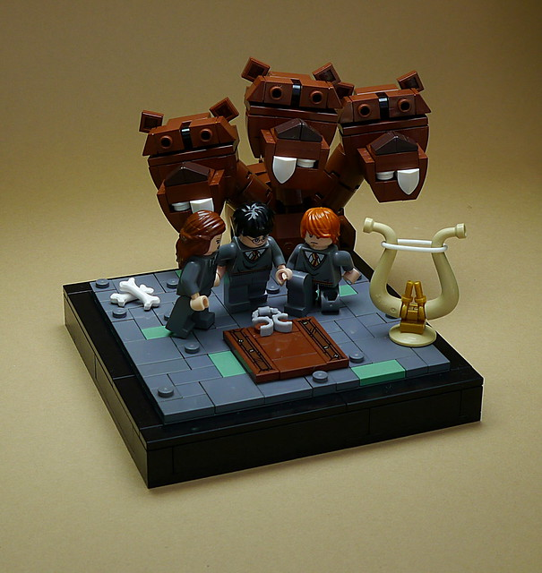 27 Amazing Lego Vignettes Bring Harry Potter To Life The