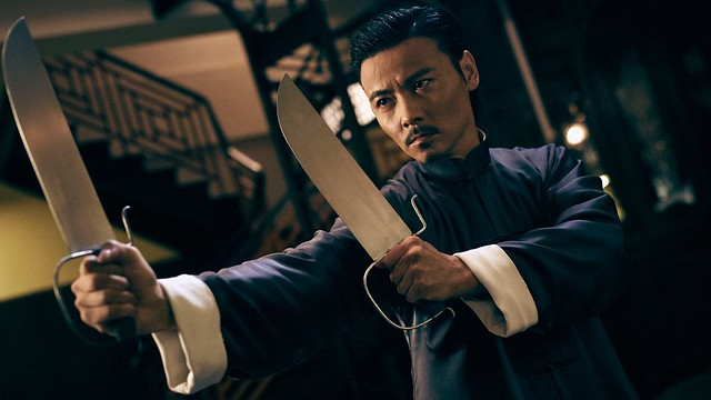 Zhang Jin ip man 3