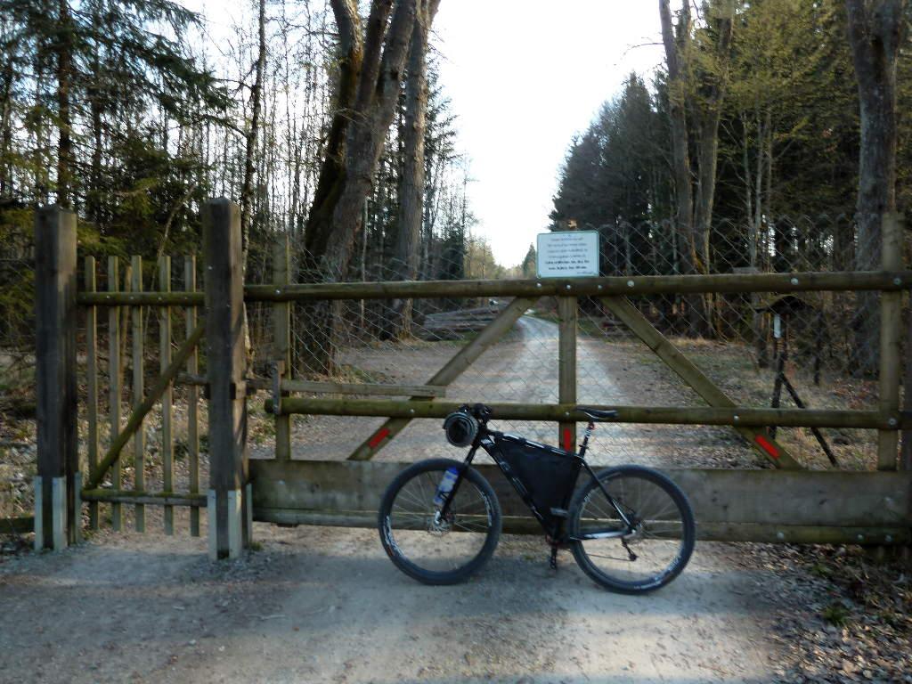 Bikepacking Naturpark Schönbuch