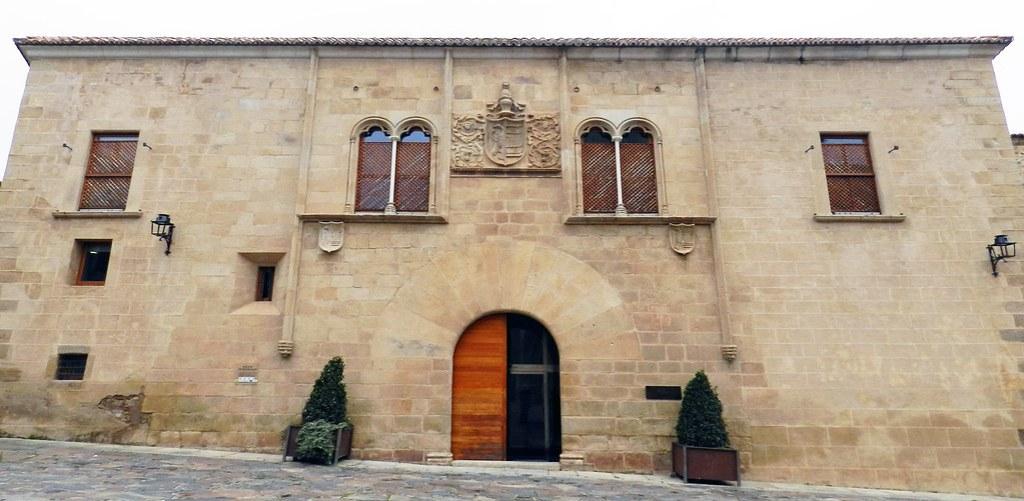 Palacio del Mayoralgo Plaza de Santa Maria Caceres 02