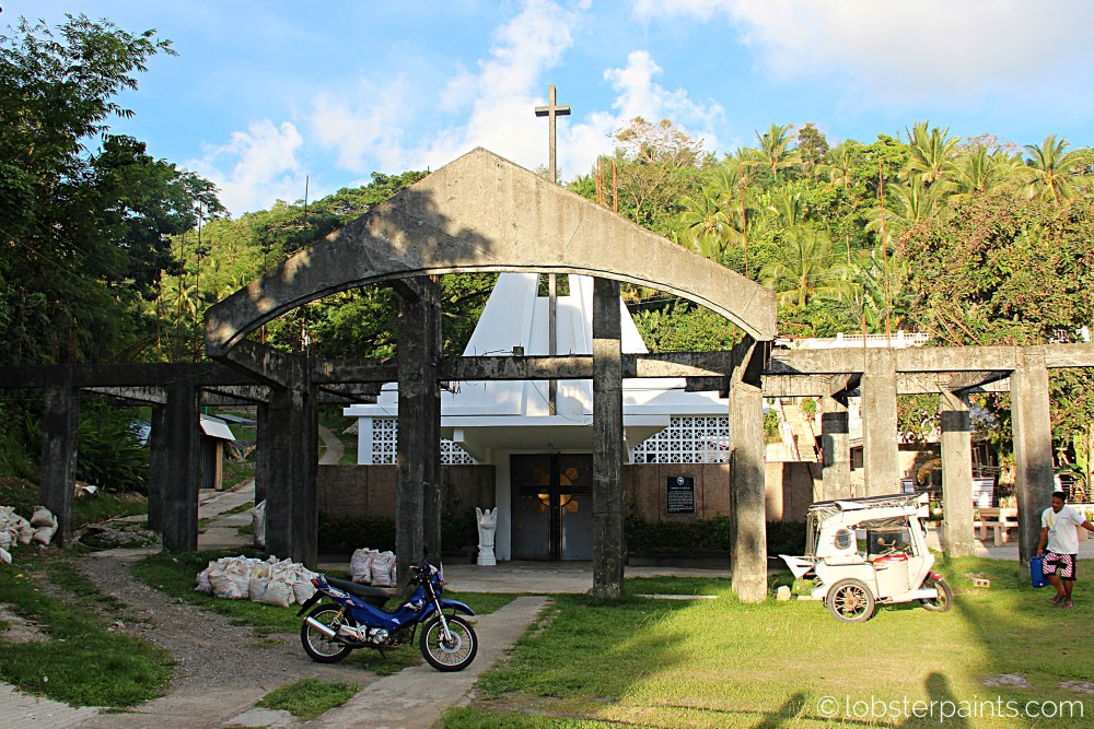 13 October 2015: Batalay Shrine | Catanduanes, Bicol, Philippines