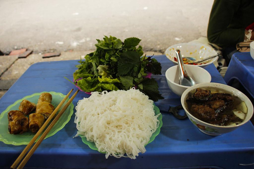 god mad i Hanoi