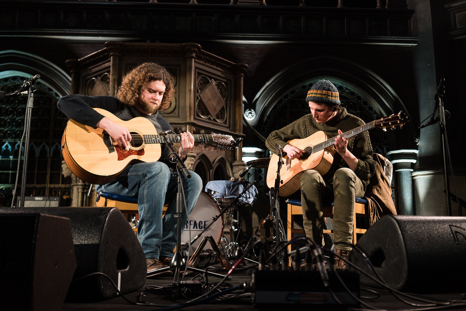 Daylight Music 215 - Jim Ghedi and Toby Hay