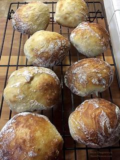 20151206 - Bread Rolls