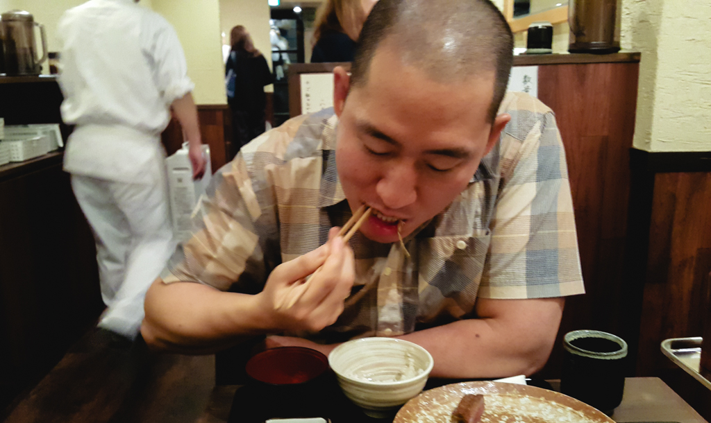 japan | gyukatsu motomura shibuya tokyo