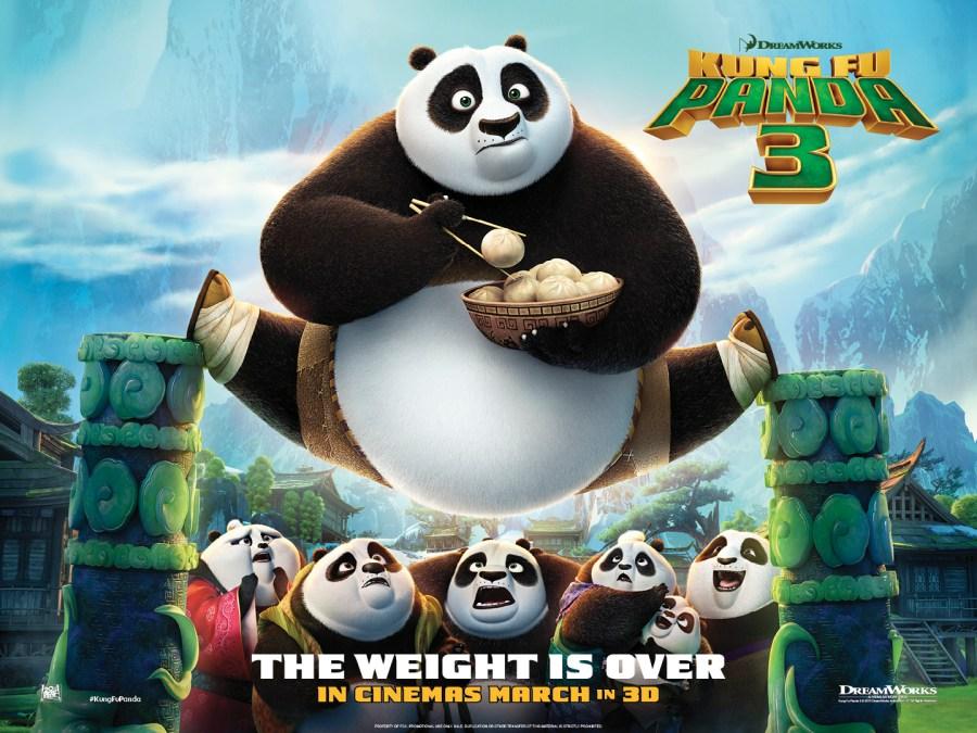 Kung Fu Panda 3 - Estreno de Cine
