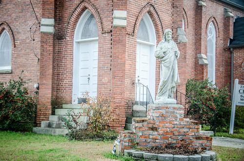 Sacred Hart Catholic Church in Blackville-004