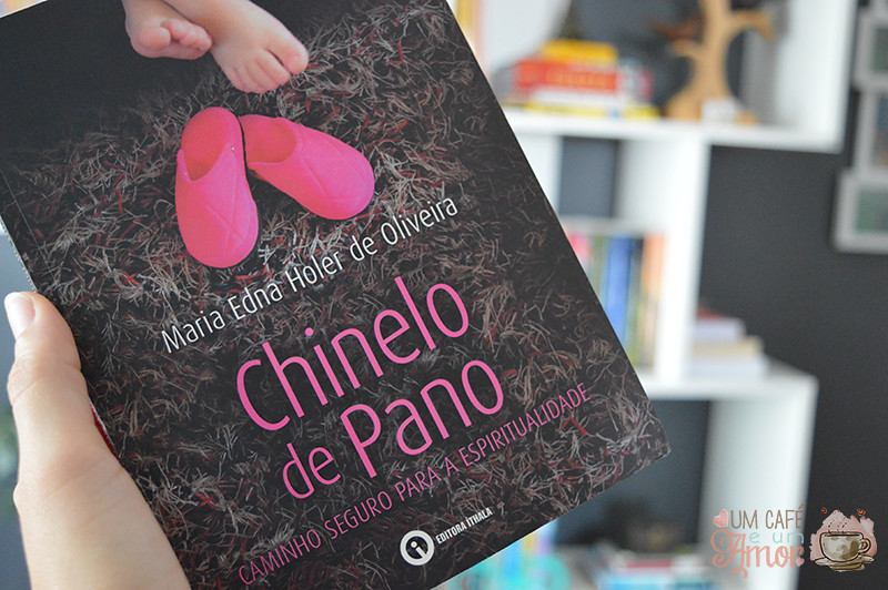 Book Tour - Chinelo de Pano