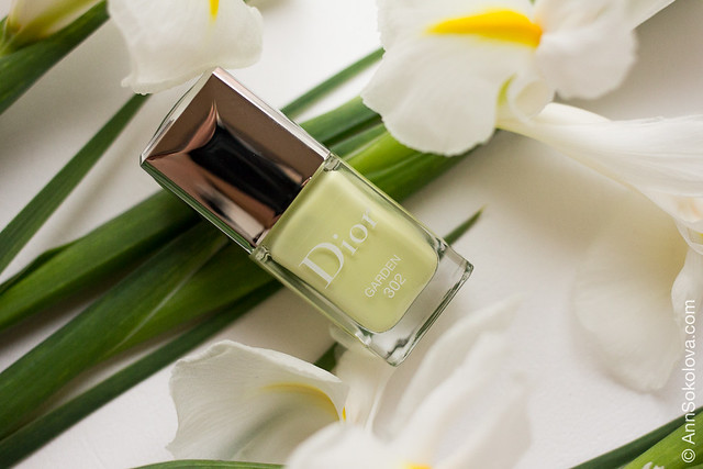 01 Dior #302 Garden swatches Ann Sokolova свотчи Анна Соколова