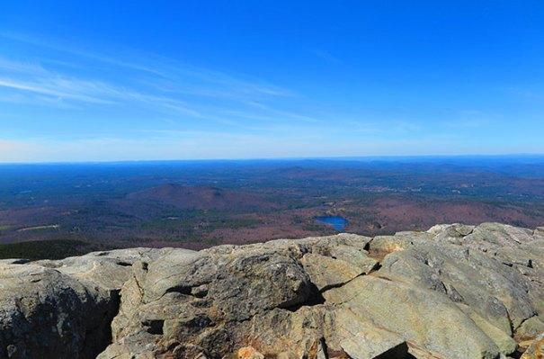 Mt. Monadnock Summit View 3